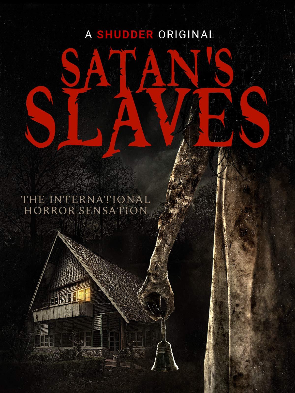 Satan's Slaves film poster
