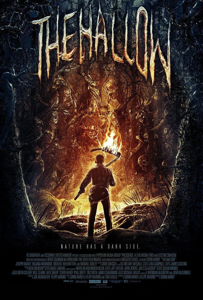 The Hallow 2015 film poster