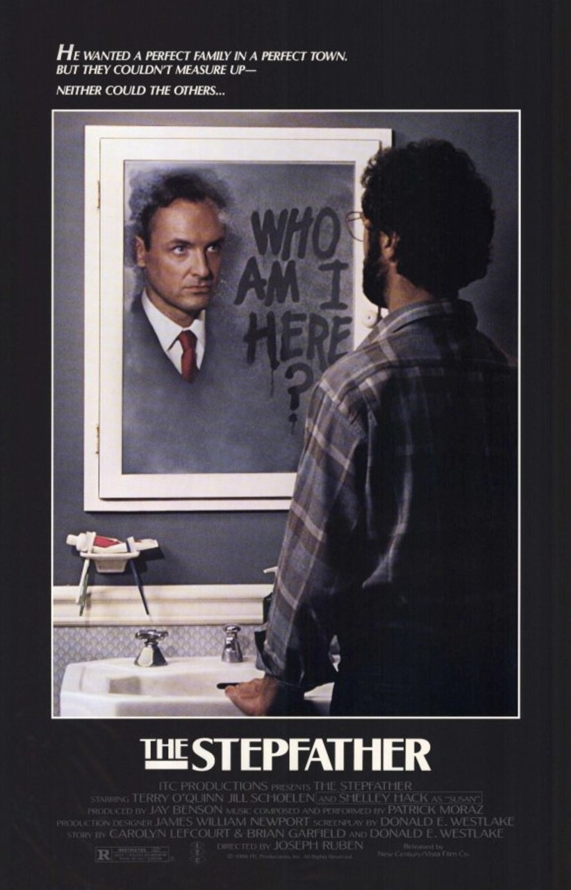 The Stepfather film poster