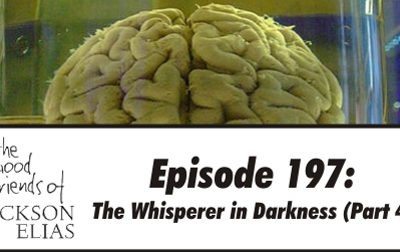 The Whisperer in Darkness part 4