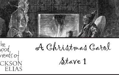 A Christmas Carol – Stave 1