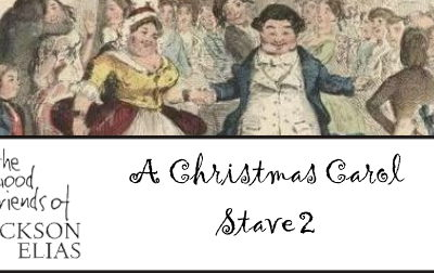 A Christmas Carol – Stave 2