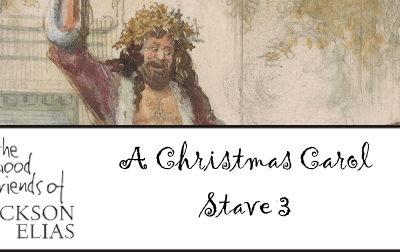 A Christmas Carol – Stave 3