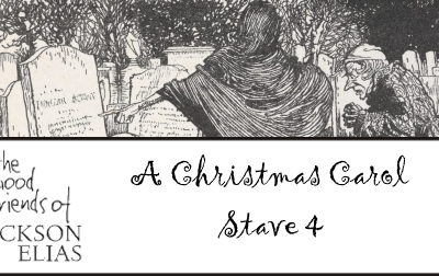 A Christmas Carol – Stave 4