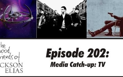 Media Catch-Up: Television