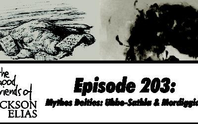 Mythos Deities: Ubbo-Sathla and Mordiggian