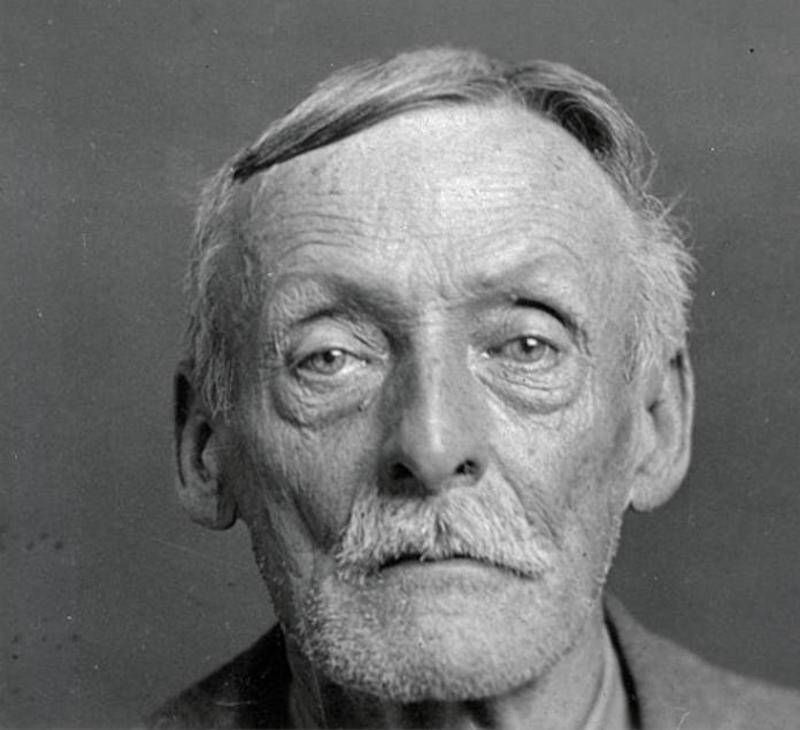 Albert Fish shortly before his execution