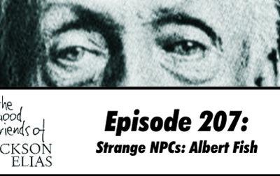 Strange NPCs: Albert Fish
