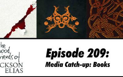 Media Catch-Up – Books