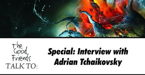 Special Episode: Adrian Tchaikovsky on non-human intelligences