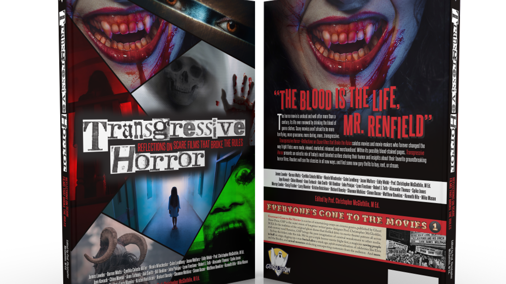 Transgressive Horror edited by Christopher McGlothlin
