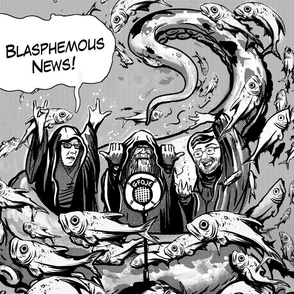 Blasphemous News!