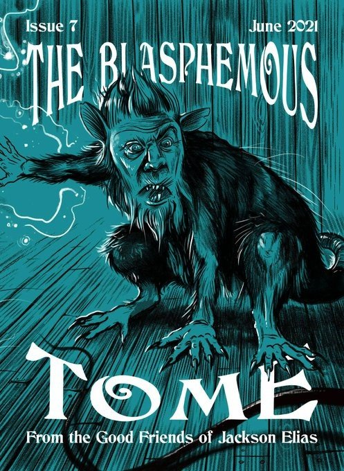 The Blasphemous Tome issue 7