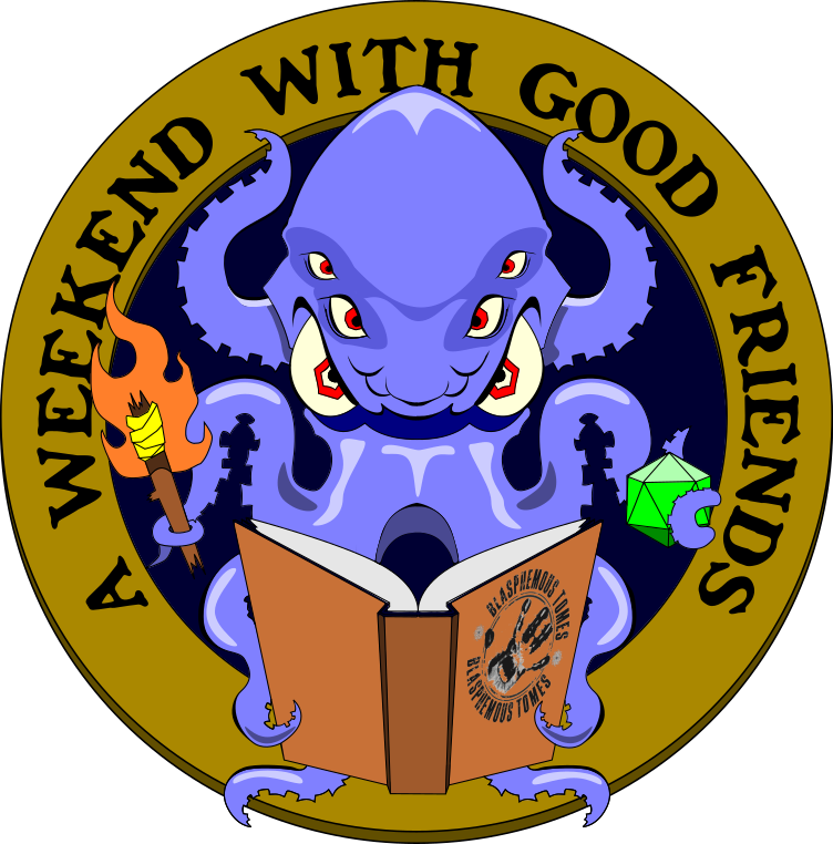 A Weekend With Good Friends logo