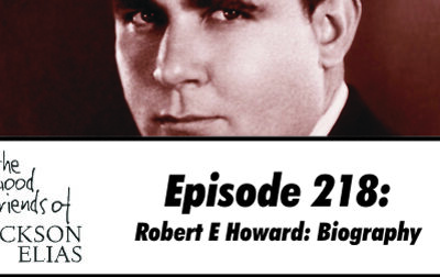 The Life of Robert E Howard