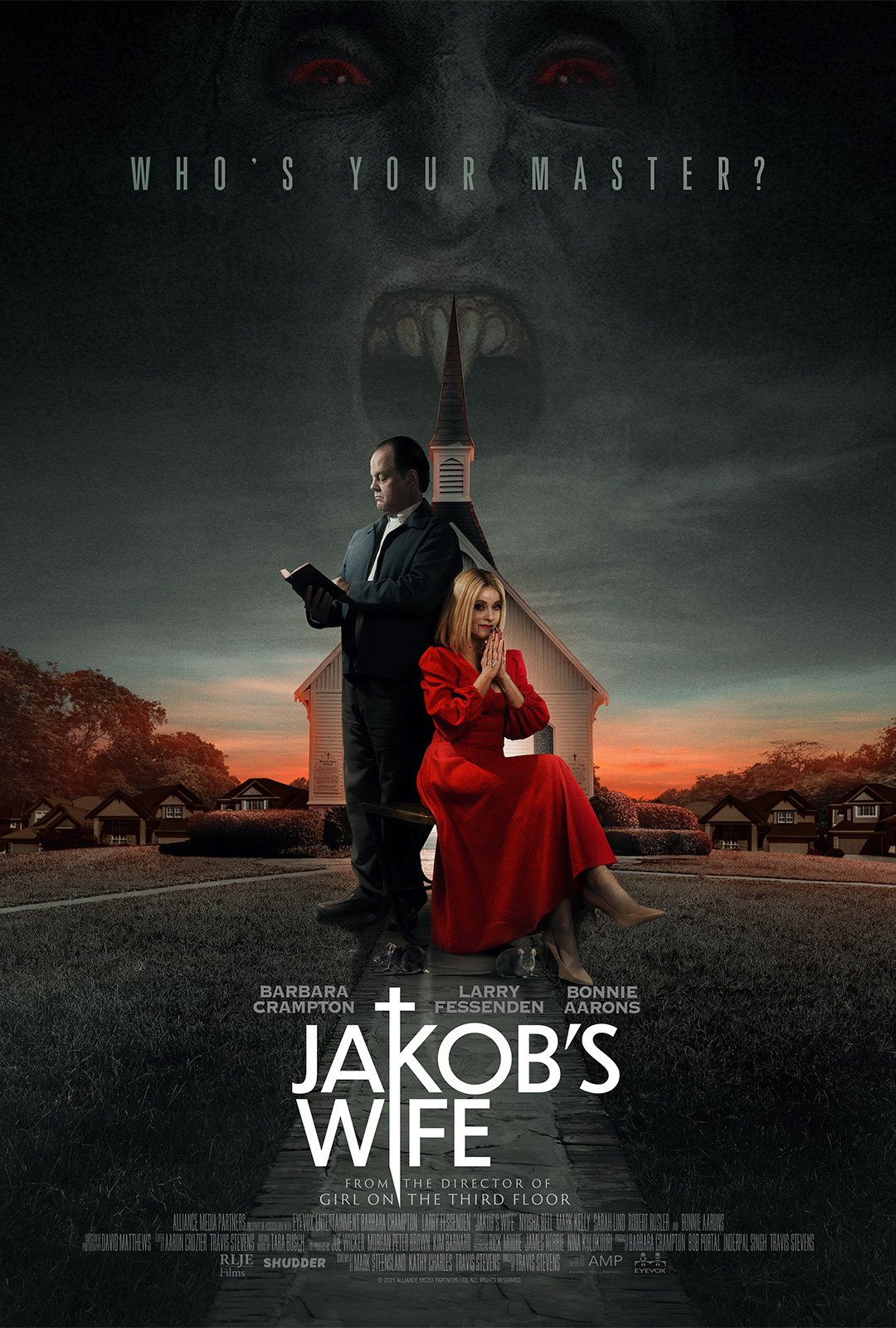 jakob's wife film poster