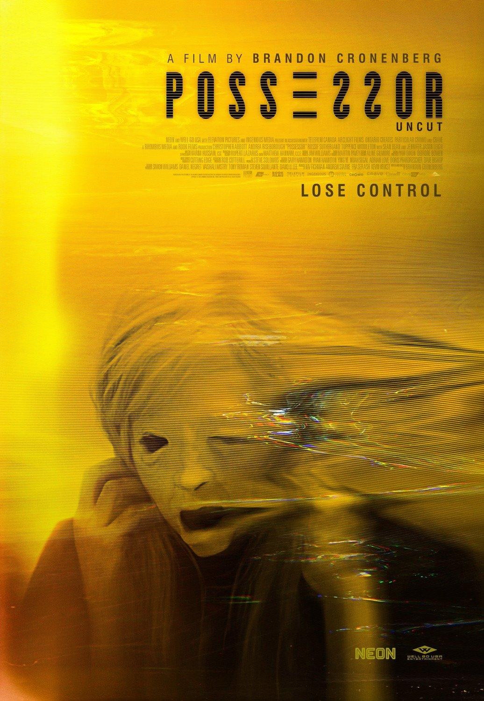 Possessor (2020) film poster