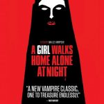 a girl walks home alone at night film poster