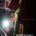 warning do not play film poster